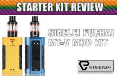 Sigelei Fuchai MT-V Mod Kit