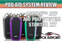 Aspire AVP AIO Pod Mod Kit Review Feature Image