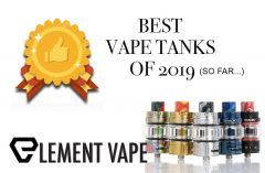 Best Vape Tanks of 2019