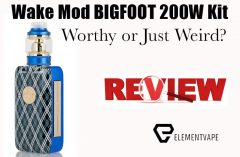 Is the Wake Mod BIGFOOT 200W Kit Worthy or Just Weird?