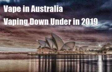 Vaping in Australia isn't as easy