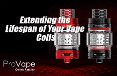 Extending the Lifespan of Your Vape Coils