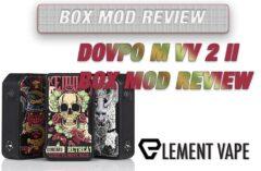 DOVPO M VV 2 II Review Spinfuel Vape
