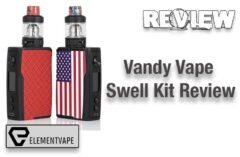 Vandy Vape Swell Kit Review