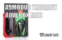 ASMODUS TRIBEAUT 80W BOX MOD