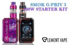 SMOK G-PRIV 3 Kit Review