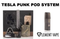 TESLA PUNK POD SYSTEM REVIEW