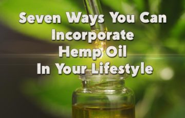 Guest for health and wellness routine. - Seven Ways You Can Incorporate Hemp Oil In Your Lifestyle