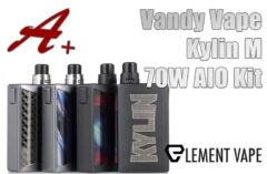 Vandy Vape Kylin M AIO Kit Review
