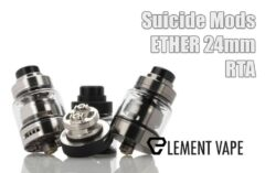 Suicide Mods ETHER 24mm RTA Review