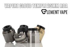 VAPERZ CLOUD TEMPLE 25MM RDA